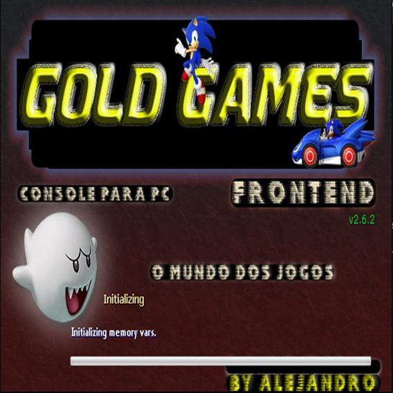 Emucon Gold Games Com Ps1 E Ps2