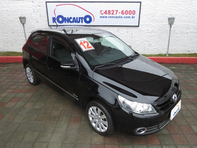 Volkswagen Gol 1.6 Power Total Flex 4p 2012
