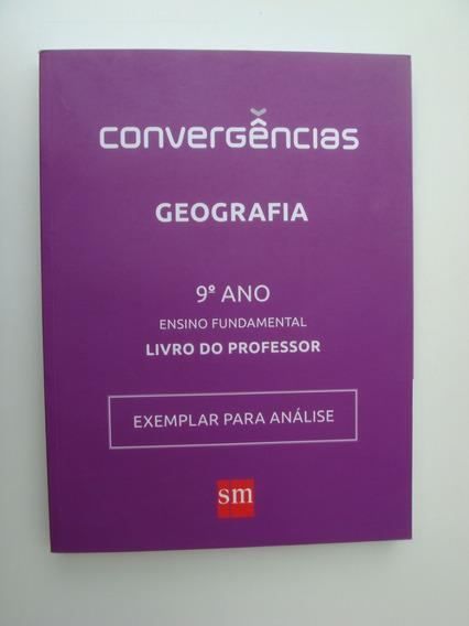 Livro Didático Convergências - Ensino Médio Geografia 9ºano