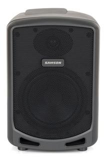 Bafle Potenciado Portable Samson Xp360b Bluetooth Recargable