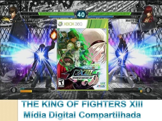 The King Of Fighters Xiii Xbox 360 Mídia Digital