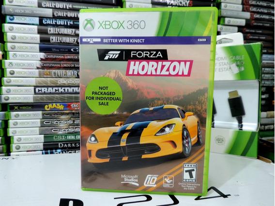 Forza Horizon Original Para Xbox 360 Original