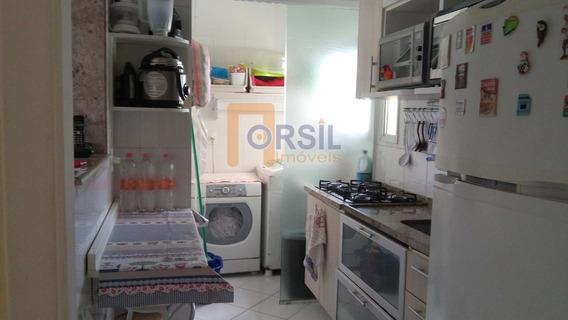 Apartamento Com 3 Dorms, Centro, Mogi Das Cruzes - R$ 290.000,00, 69m² - Codigo: 1305 - V1305