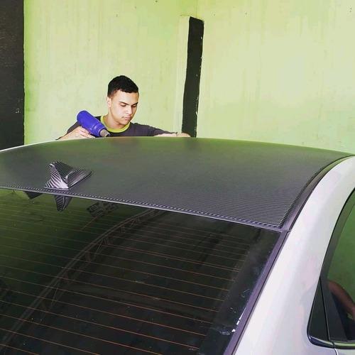 Envelopamento De Veículos (teto, Retrovisores, Etc)