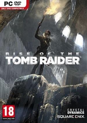 Rise Of The Tomb Raider Pc Original Frete Gratis !!
