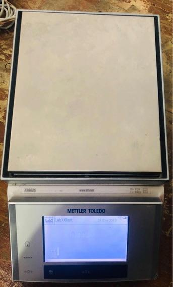 Bascula Analítica Mettler Toledo Xs802s
