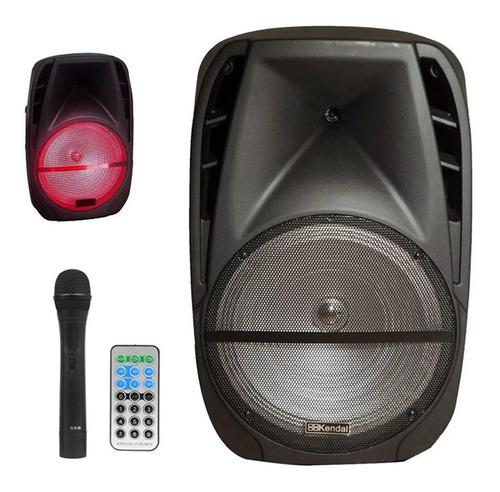 Parlante 15 Activo - Fm - Bluetooth - Muchisima Potencia