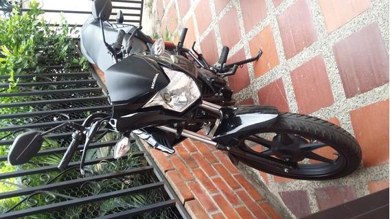 Honda Cb 110 Negra
