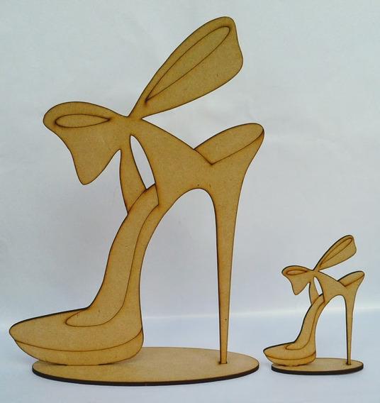 40 Souvenirs Zapato + 25 Centros De Mesa + 25 Servilleteros