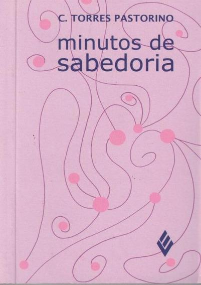 Minutos De Sabedoria 42ª Ed - Rosa Claro