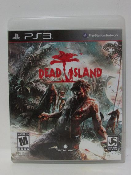 Ps3 - Dead Island Game Completo Americano Mídia Física