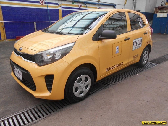 Taxis Kia Ion Grand Ekotaxi Modelo 2020