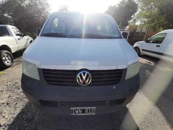 Volkswagen Transporter 1.9 I Comfortline Porton Trasero 2010