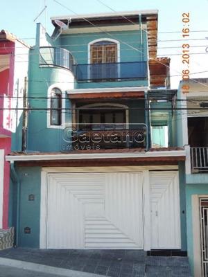 Sobrado - Jardim Santa Ines - Ref: 13266 - V-13266
