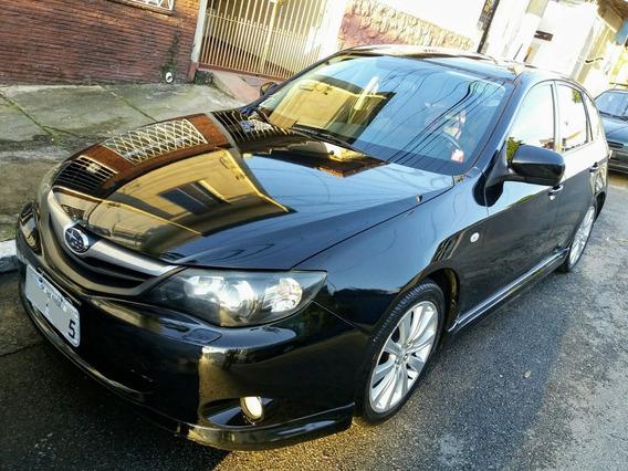 Subaru Impeza Hatch 2.0 16v Aut, Tv/dvd, Teto Solar, Preto