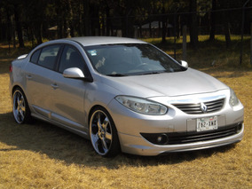 Fluence Impecable Urge Barato Cambio Moto, Metepec Remato