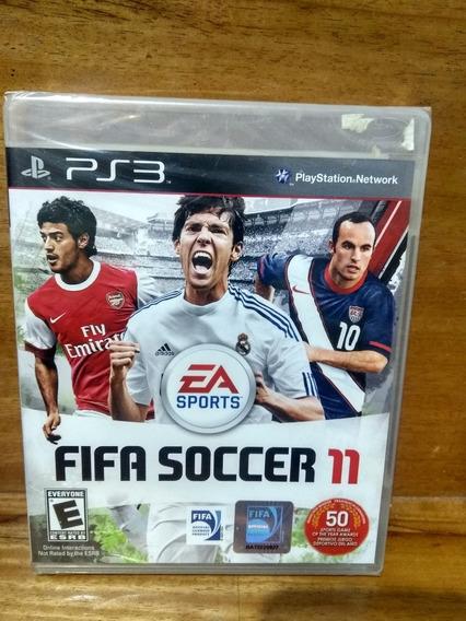 Fifa Soccer 11[ps3 Importado Original Lacrado]