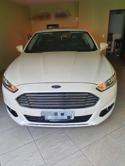 Ford Novo Fusion Sedan Titanium 2.0 Gtdi Fwd Aut.
