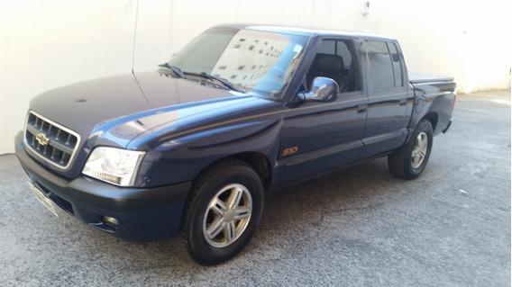 Chevrolet S10 4.3 V6 Executiva Cab. Dupla 2002