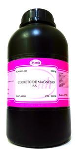 Cloreto De Magnésio Pa Synth 1 Kg Com Laudo Dr Lair Ribeiro