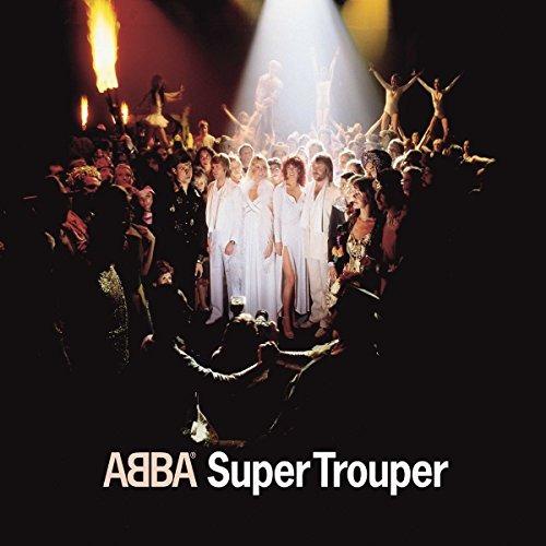 Vinilo : Abba - Super Trouper (germany - Import)