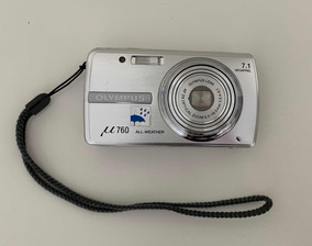 Câmera Fotográfica Digital Olympus U760