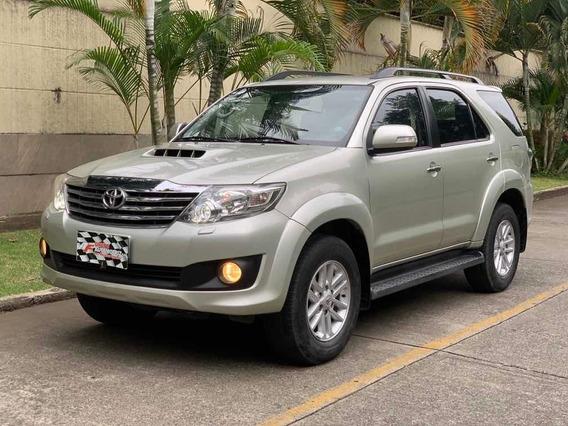 Toyota Fortuner Aut 4x4 Diessell