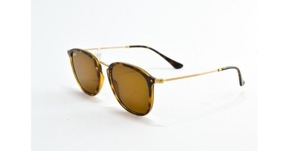 Óculos De Sol Ray Ban Rb2448n 710 Acetato Unissex