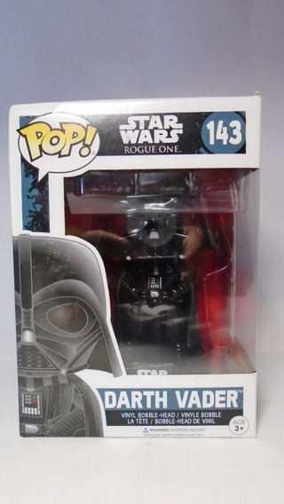 Swtrooper Funko Pop Darth Vader No.143 Rogue One Star Wars