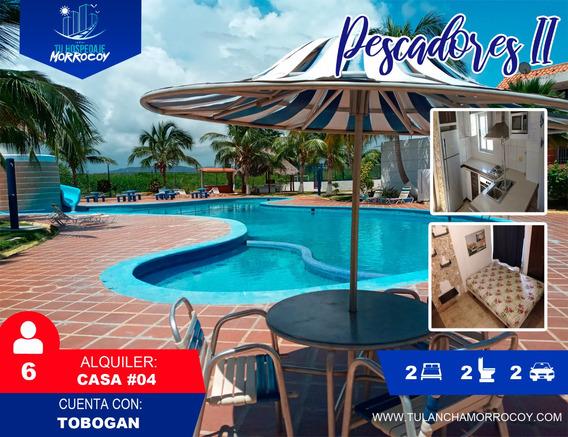 Alquiler De Casas Y Apartamentos En Tucacas Morrocoy #04