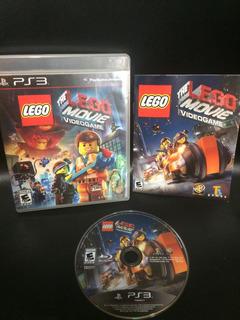 Juego Ps3 Lego Movie Videogame