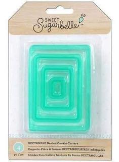 Cortadores Rectangulares Sweet Sugarbelle