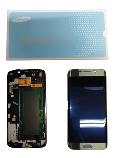 Tela Touch Frontal Display Lcd Galaxy S6 Edge Sm-g925 Origin