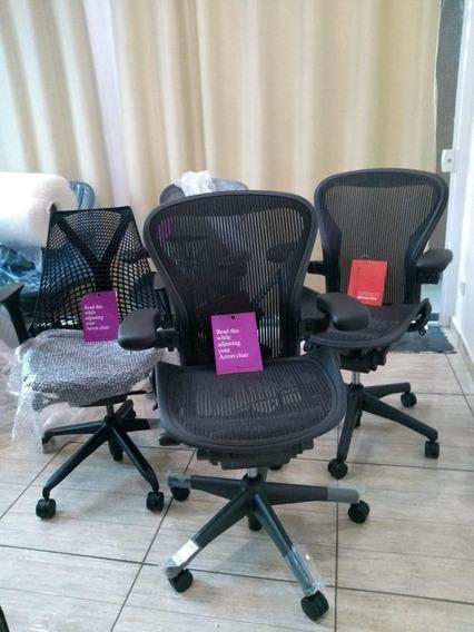 Cadeira Herman Miller Aeron B