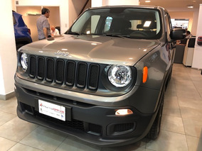 Jeep Renegade Wild 1.8 Manual Oferta Conc. Oficial