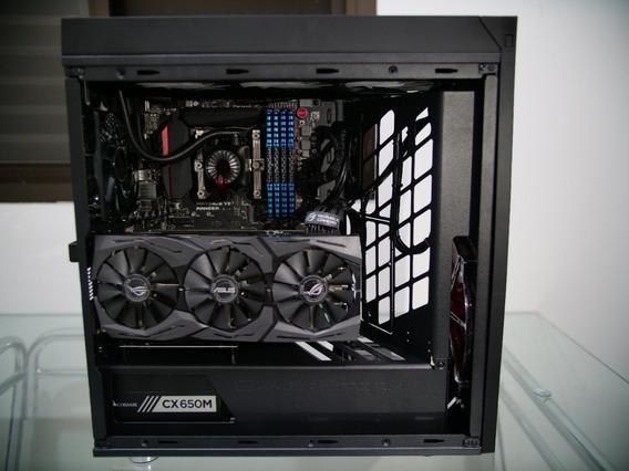 Pc Gamer - I7 4790k - 16gb Ram + Monitor Lg Ultrawide 29