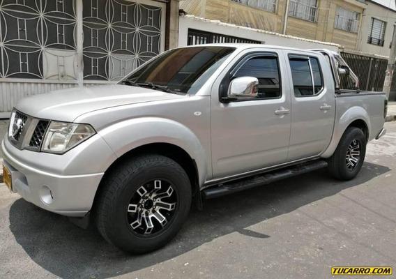 Nissan Navara Mid Lujo