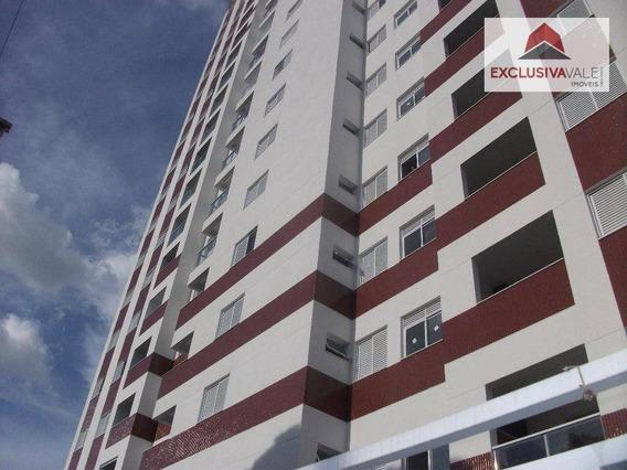 Apartamento Com 2 Dormitórios E 1 Vaga No Jardim Oriente - Ap0577