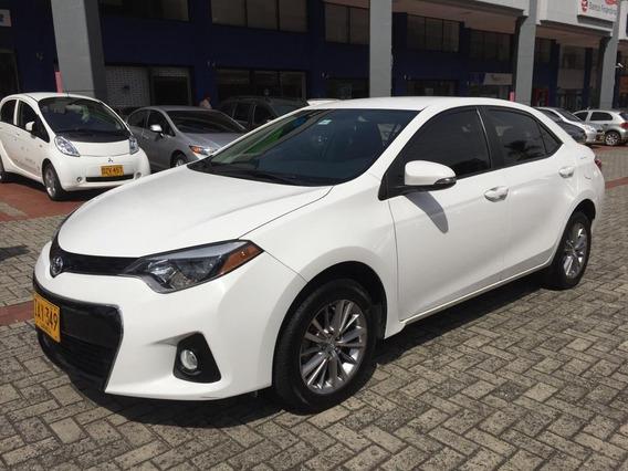 Toyota Corolla Sport 1.8 2015 Blanco 5 Puertas