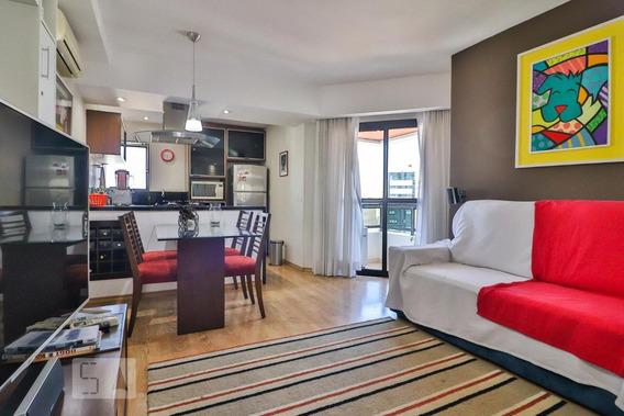 Apartamento Para Aluguel - Jardim Paulista, 1 Quarto, 54 - 893112141