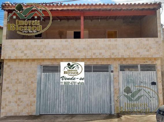 Casa Para Venda Em Bom Jesus Dos Perdões, Centro, 4 Dormitórios, 1 Suíte, 3 Banheiros, 2 Vagas - 280_1-861779