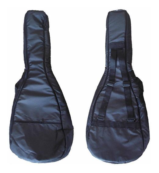 Funda Acolchada Guitarra Clasica Acustica / Open-toys 169 Ea