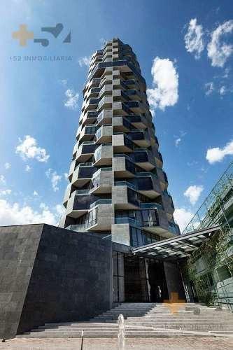 Departamento En Renta En Torre Adamant 1 Amueblado Con Hermosa Vista