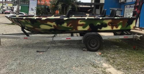 Barco Nomar 490 Rustic