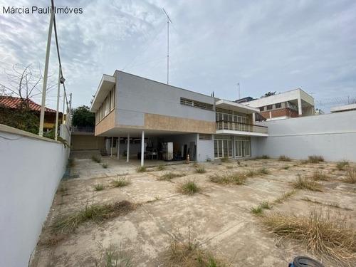 Imagem 1 de 12 de Sobrado Residencial E Comercial Em Jundiaí /sp - Jardim Ana Maria. - Ca04230 - 69588045