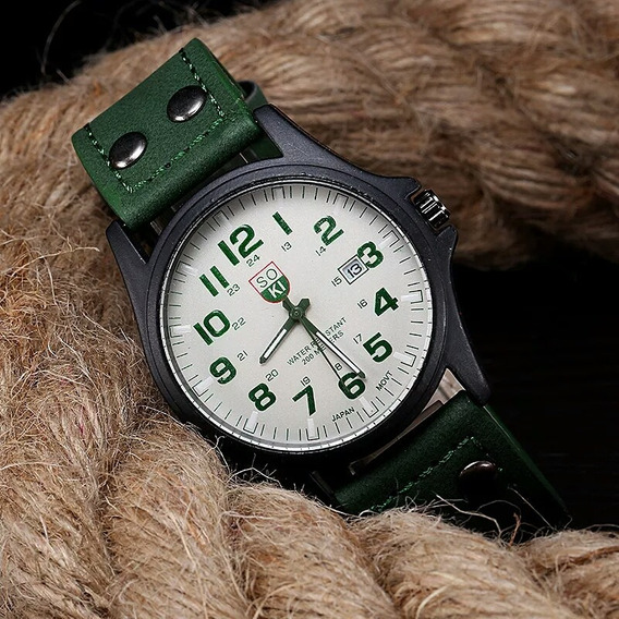 Relógio Masculino Soki À Prova D