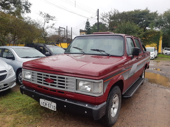 Chevrolet D-20 1990 Top Restaurado