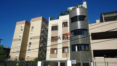 Cobertura Residencial À Venda, Boa Vista, Porto Alegre. - Co0124