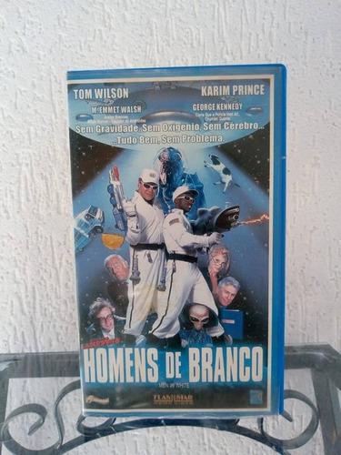 Vhs Filme Homens De Branco (dublado) | Mercado Livre