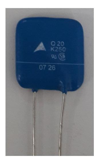Varistor 20k 250v Epcos Kit 500 Pçs